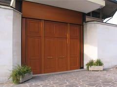 Porta d'ingresso blindata in irokoSUPERIOR - 16.5087 M16 - BAUXT
