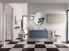 - Sistema bagno componibile PROGETTO+ - Composizione 3 - INDA®