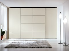 - Wardrobe with sliding doors PROGETTO STELO | Wardrobe with sliding doors - Silenia