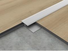 - Aluminium Flooring joint PRONIVEL H/5 - PROFILPAS