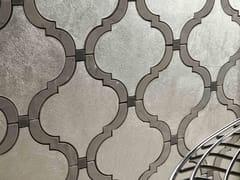 - Marble mosaic PROVENCE 2 SL 10/BRD. CHIARO/BRD. SCURO - Lithos Mosaico Italia - Lithos