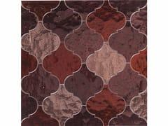 - Glass mosaic PROVENCE 1G MIX 2 - Lithos Mosaico Italia - Lithos
