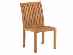 - Teak garden chair PURIZ | Chair - ROYAL BOTANIA
