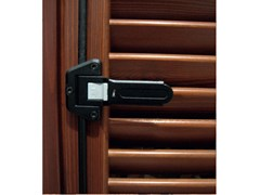 - Window fittings Push-botton Espagnolette handle - Pail Serramenti