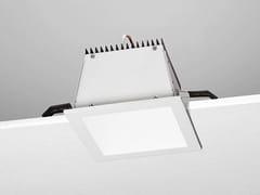 - LED aluminium built-in lamp R6 - NOBILE ITALIA