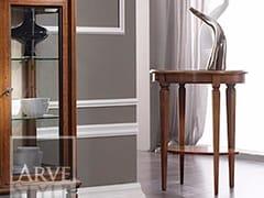 - Tavolino rotondo in legno massello RAY - Arvestyle