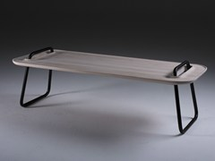 - Rectangular coffee table KAHAWA | Rectangular coffee table - Artisan