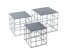 - Low square coffee table RETON | Square coffee table - Atipico