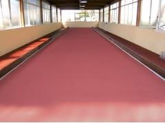 Pavimentazione per campi da bocceRIBOSINT - CASALI
