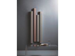 - Hot-water vertical aluminium decorative radiator RIFT | Decorative radiator - Tubes Radiatori