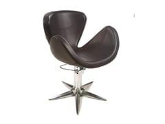 - Hairdresser chair RIKKA ANNIVERSARY - Gamma & Bross