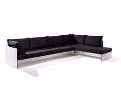 - Corner sectional sofa RIVA COMBINATION C - conmoto by Lions at Work