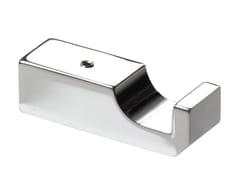 Porta accappatoio in ottone cromato4QUATTRO   Porta accappatoio - KOH-I-NOOR CARLO SCAVINI & C.