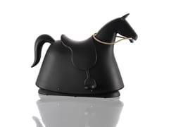 Cavallo a dondolo in polietileneROCKY - MAGIS