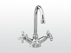 - Chrome-plated 1 hole washbasin tap ROMA | 3216 - RUBINETTERIE STELLA