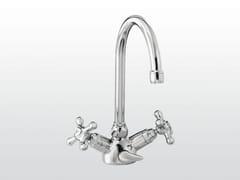- Chrome-plated 1 hole washbasin tap ROMA | 3217P - RUBINETTERIE STELLA