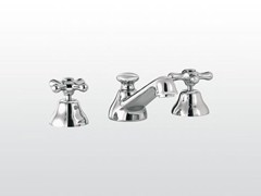- 3 hole washbasin tap ROMA | 3224PTC - RUBINETTERIE STELLA