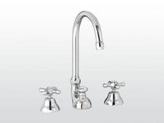 - 3 hole countertop washbasin tap ROMA | 3226 - RUBINETTERIE STELLA