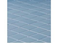 - Porcelain stoneware wall/floor tiles ROMBINI LOSANGE BLUE - MUTINA