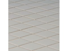 - Porcelain stoneware wall/floor tiles ROMBINI LOSANGE GREY - MUTINA