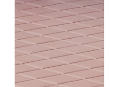 - Porcelain stoneware wall/floor tiles ROMBINI LOSANGE RED - MUTINA