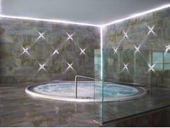 Vasca da bagno idromassaggio rotonda da incassoVasca da bagno rotonda - CARMENTA