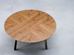 - Round meeting table SIMPLIC | Round meeting table - BALMA