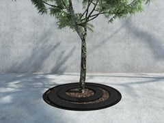- Iron tree grill ROUND - SIT