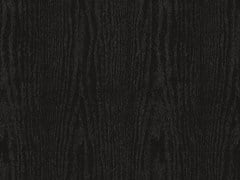 - Self adhesive plastic furniture foil with wood effect BLACK OAK OPAQUE - Artesive