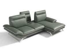 - Sectional convertible sofa ROXANNE 2 - Egoitaliano