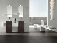 - Bathroom cabinet / vanity unit RUSH - COMPOSITION 21 - Arcom