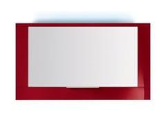 - Specchio a parete con illuminazione integrata per bagno S5510 | Specchio - INDA®
