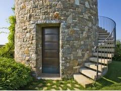 Porta d'ingresso per esternoSA91 | Porta d'ingresso per esterno - CAPOFERRI SERRAMENTI