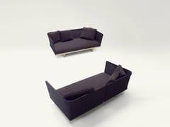 - 2 seater garden sofa SABI | 2 seater sofa - Paola Lenti