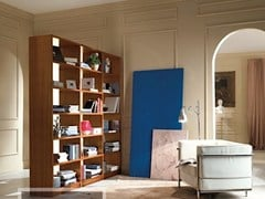 - Freestanding double-sided bookcase SALIERI | Bookcase - Arvestyle