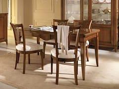 - Tavolo allungabile in legno massello SALIERI | Tavolo rettangolare - Arvestyle
