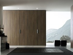 - Wooden wardrobe SAND | Wardrobe - Poliform