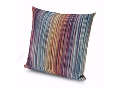 - Square velvet cushion SANTIAGO | Square cushion - MissoniHome