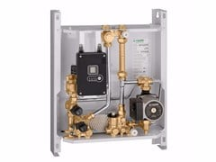- Low temperature heat interface unit SATK201 - CALEFFI