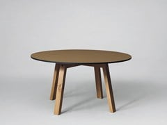 - Round HPL table SC50 | Round table - Janua