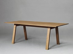 - Rectangular wooden table SC50 | Wooden table - Janua