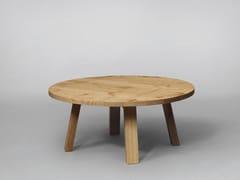 - Tavolino rotondo in legno SC51 | Tavolino in legno - Janua