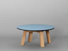 - Round HPL coffee table SC51 | HPL coffee table - Janua