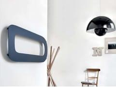 - Horizontal wall-mounted aluminium radiator SCHEMA LOOP   Horizontal radiator - RIDEA