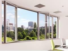- Aluminium thermal break window Schüco AWS 65 HI+ SimplySmart - SCHÜCO INTERNATIONAL ITALIA