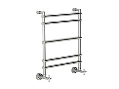 - Chrome vertical wall-mounted towel warmer SCME02B | Towel warmer - Fir Italia
