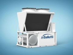 - Heat pump SCOOP - GALLETTI