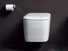 Wc sospeso in ceramicaSEMPLICE | Wc sospeso - NIC DESIGN