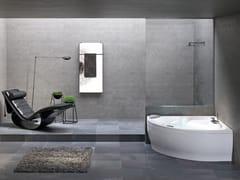 Vasca da bagno angolare idromassaggio in acrilico in stile modernoSENSE 7 Z2 - NOVELLINI