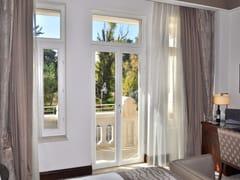 Porta-finestra a battente in legnoSETA 2.0 ECO | Porta-finestra a battente - NAVELLO